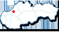 Pozice města
